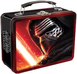 Kylo Ren Tin Lunch Box