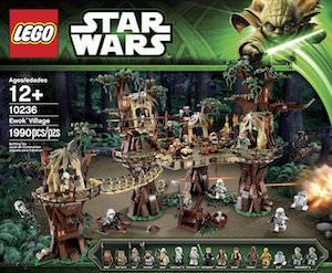 LEGO Ewok Village 10236