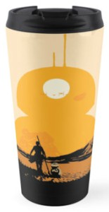 Star Wars BB8 The Force Awakens Travel Mug