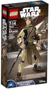 Rey LEGO Action Figure 75113