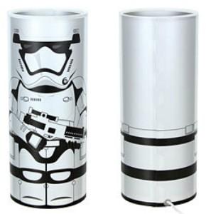 Star Wars Stormtrooper Cylindrical Desk Lamp