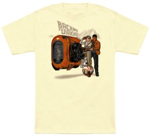 Back To Jakku Star Wars T-Shirt