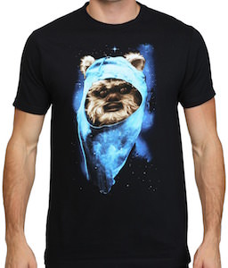 Spaced Out Ewok T-Shirt