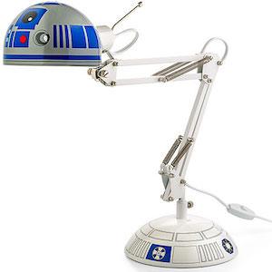 Star Wars flexible R2-D2 Desk Lamp