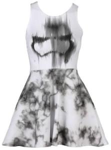 Strormtrooper Abstract Skater Dress