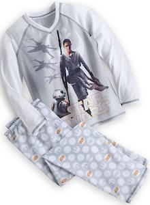 Kids Rey And BB-8 Pajama Set