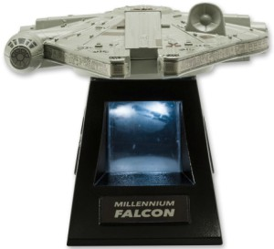 Millennium Falcon Lights And Sound Cake Topper
