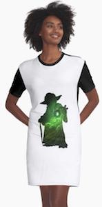 Yoda's Galaxy Women's Dress