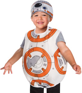 BB-8 Toddler Halloween Costume
