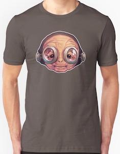 Maz Kanata Face T-Shirt