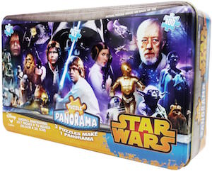Star Wars Panorama Puzzle