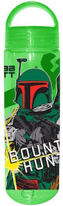 Green Boba Fett Water Bottle