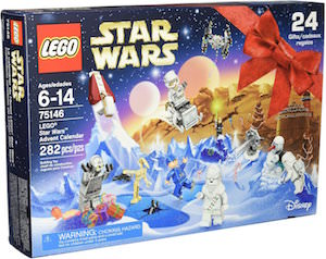 2016 Star Wars LEGO Advent Calendar