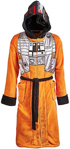 X-Wing Fighter Bath Robe