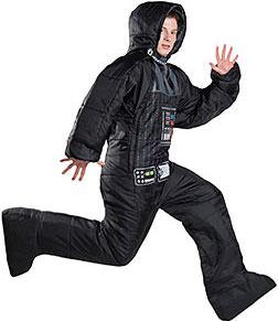 Darth Vader Onesie Sleeping Bag