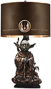 Master Yoda Desk Lamp