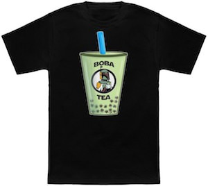Boba Tea T-Shirt