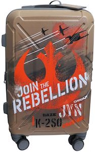 Join The Rebellion Suitcase