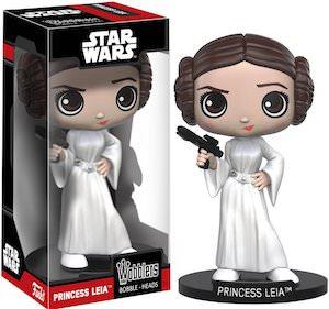 Princess Leia Bobblehead