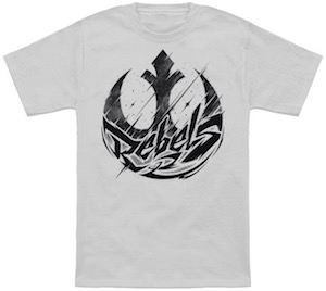 Rebels Logo T-Shirt