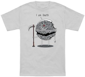 I am Death (Star) T-Shirt