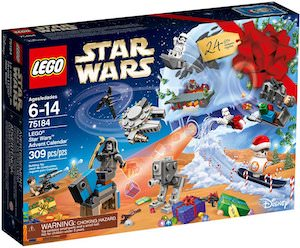 2017 LEGO Star Wars Advent Calendar
