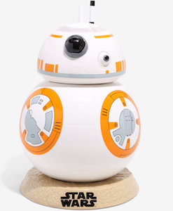 BB-8 Cookie Jar