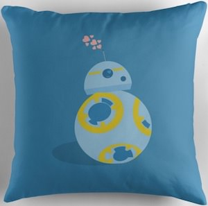 BB-8 Love Pillow
