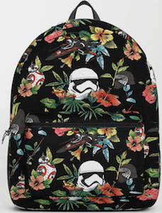 The Floral Awakens Backpack