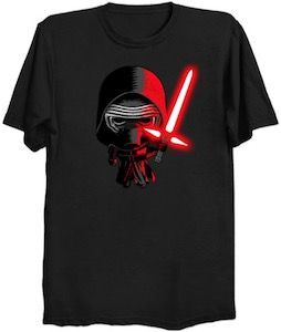 Little Kylo Ren T-Shirt