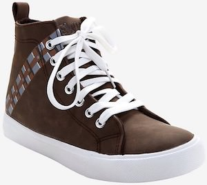 Chewbacca High Top Sneakers