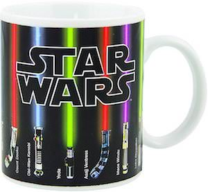 Heath Changing Lightsaber Mug