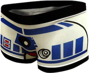 For Sale Women's R2-D2 Panties from Star Wars