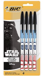 BiC Star Wars Pens