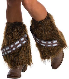 Chewbacca Leg Warmers
