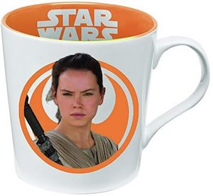 Star Wars Rey Mug