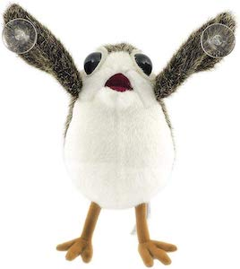 Porg Windows Plush