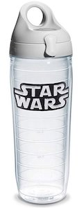 Star Wars Logo Water Bottle