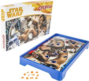 Chewbacca Operation Game
