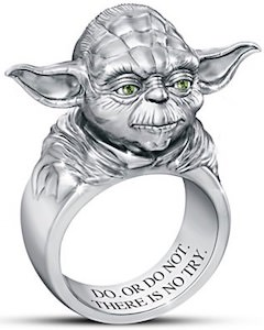 Yoda Do Or Do Not Ring
