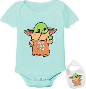 Baby Yoda Bodysuit