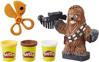 Chewbacca Play-Doh