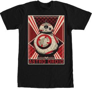 Star Wars Astro Droid T-Shirt