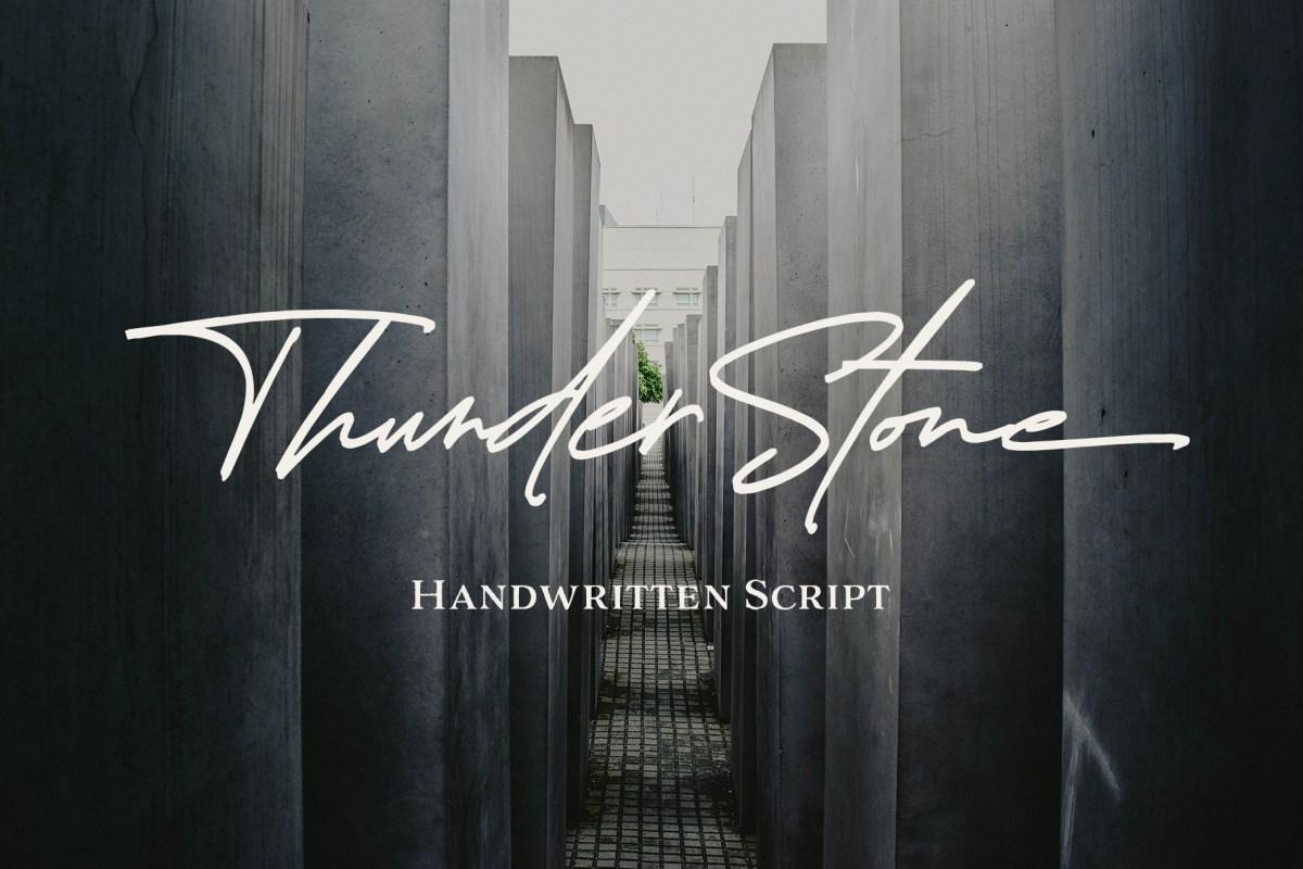 Thunder Stone