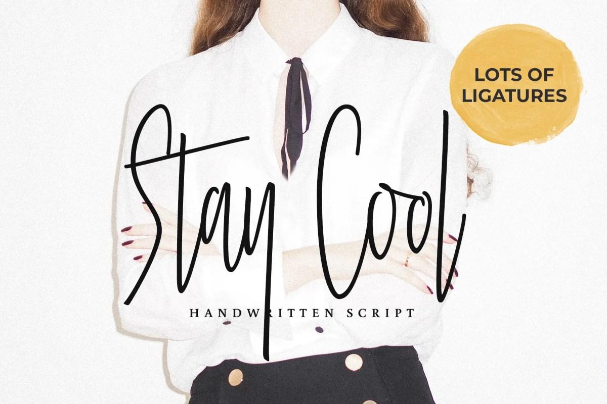 Stay Cool Script