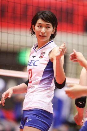 古賀紗理那(NEC)