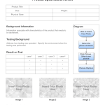 5 Free Specification Sheet Templates