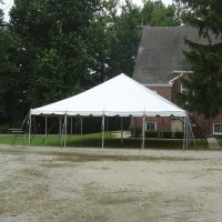 Classic Series Pole Tent - 30 x 30