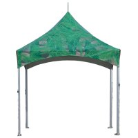 Digitally Printed Marketing Tent