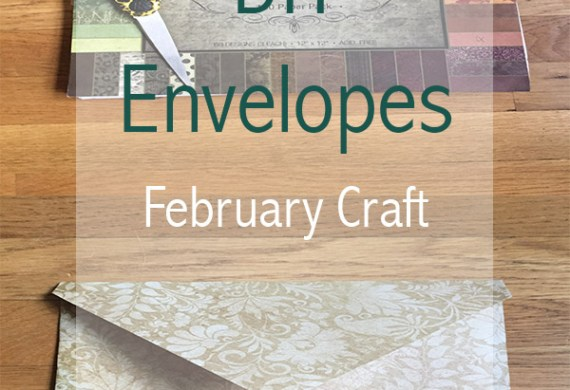 DIY-Envelope-February Craft